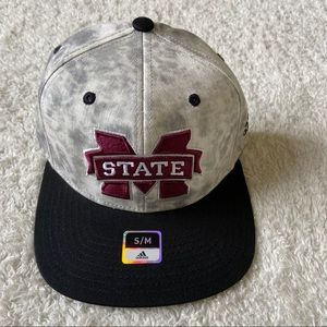 Mississippi State Bulldogs Structured Hat New